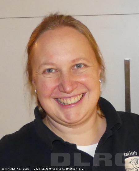 Leiterin der Jugend: Marion Altewulf (Dipl. Pädagogin)