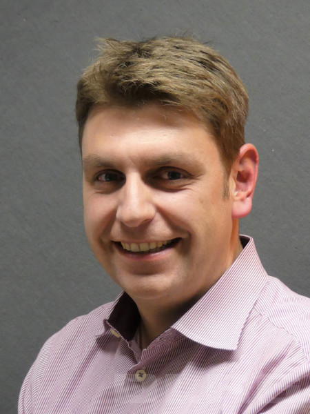Stellv. Leiter Materialwesen und Leiter allg. Organisation: Manuel Sauerborn (Informatikkaufmann)