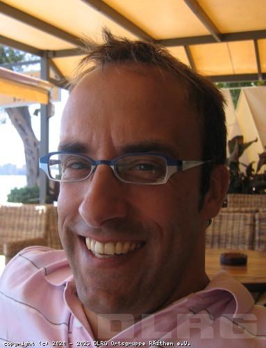 2. Vorsitzender und stellvertretender Geschäftsführer: Matthias Koch (Fachkaufmann Einkauf/Logistik)