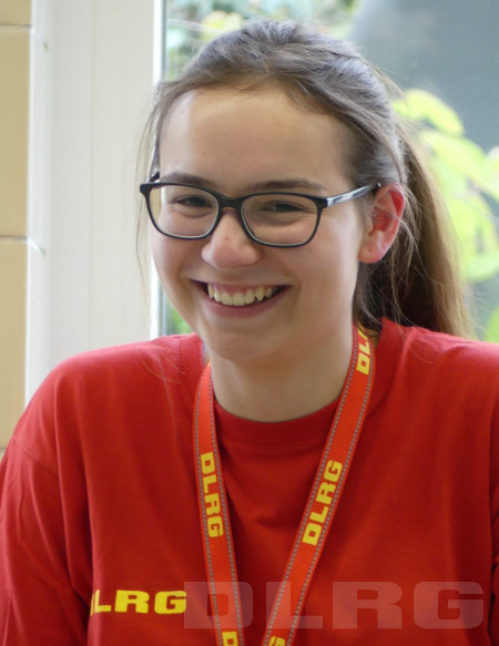 Jugendsprecherin (Beisitzerin): Lara Knapp (Studentin)