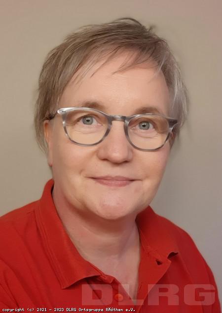 1. Vorsitzende und Geschäftsführerin: Petra Golly (Dipl. Oecotrophologin)