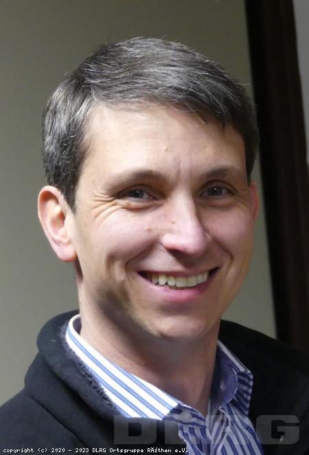 Stellvertretender Schatzmeister: Marc Wenge (Bankbetriebswirt)