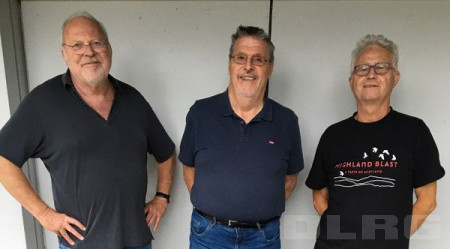 Kassenteam: Stefan Andonovic, Hans-Jürgen Droste, Dieter Elter