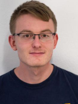 Jugend-Einsatz-Team: Markus Kuhn