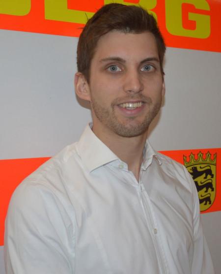 Beisitzer (Referatsleiter Strömungsrettung): Benedikt Musiol