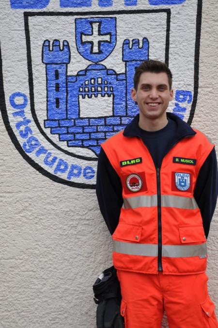 Bootsführer A: Benedikt Musiol