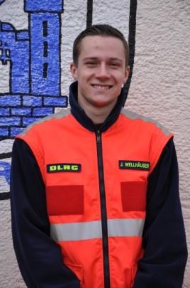 Bootsführer A: Jonas Wellhäuser