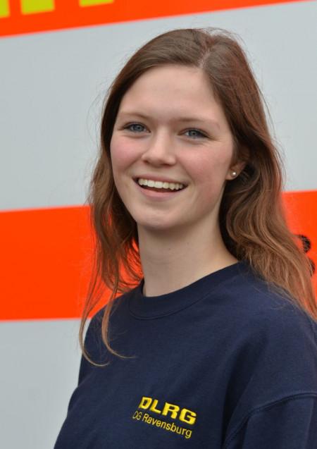 Leiterin Ausbildung: Hannah Zimmermann