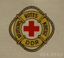 Zeichen des Wasserrettungsdienstes des DRK der DDR (1981)