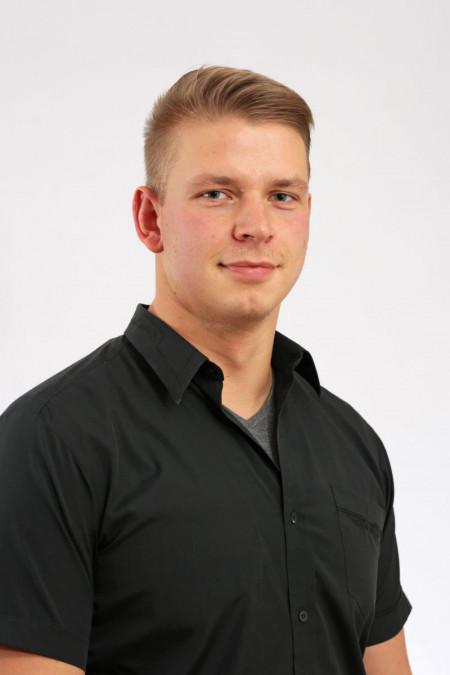 Abteilungsleiter Behindertensport: Paul Werdin