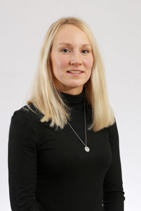 Leiterin der Öffentlichkeitsarbeit: Tina Krause